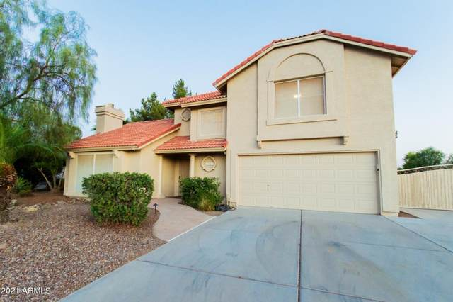 3725 W Geronimo Street, Chandler, AZ 85226 (MLS #6237075) :: Zolin Group