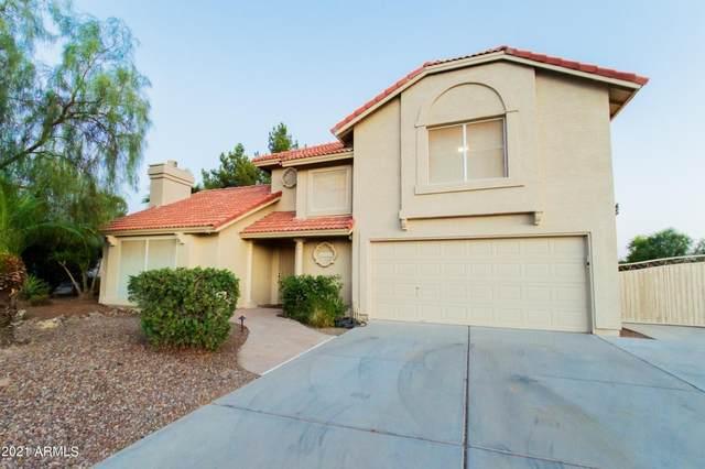 3725 W Geronimo Street, Chandler, AZ 85226 (MLS #6237075) :: The Laughton Team
