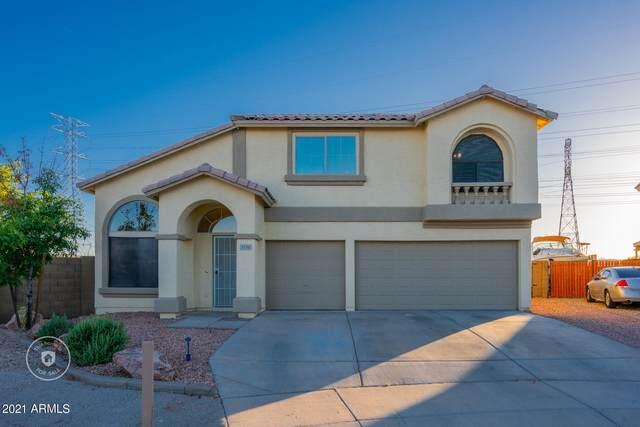 7736 N 110TH Lane, Glendale, AZ 85307 (MLS #6237077) :: neXGen Real Estate