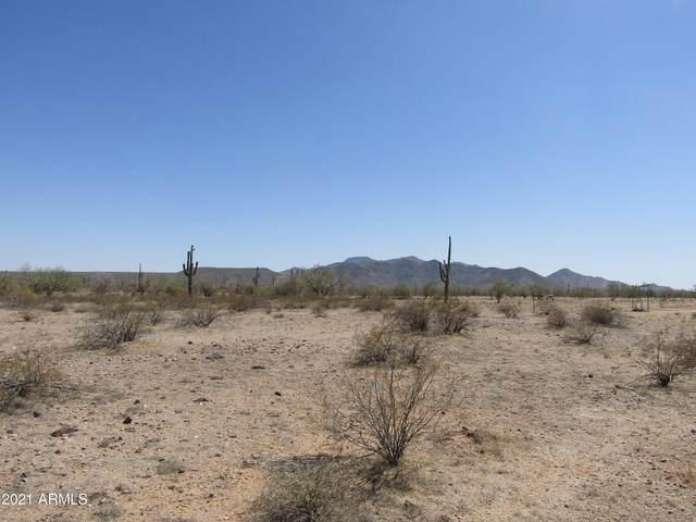 0 Cerezo Road, Maricopa, AZ 85139 (MLS #6237084) :: Yost Realty Group at RE/MAX Casa Grande