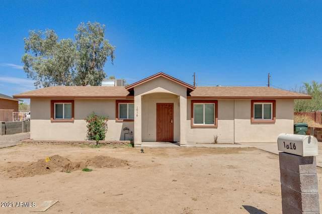 1016 E Desert Lane, Phoenix, AZ 85042 (MLS #6237147) :: Yost Realty Group at RE/MAX Casa Grande
