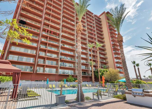 4750 N Central Avenue S7, Phoenix, AZ 85012 (MLS #6237155) :: RE/MAX Desert Showcase