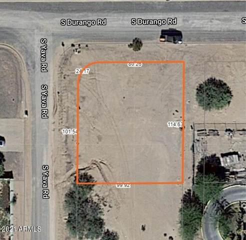 15055 S Yava Road, Arizona City, AZ 85123 (MLS #6237219) :: Hurtado Homes Group
