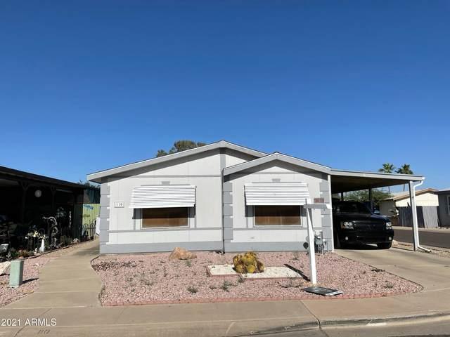 11275 N 99TH Avenue #110, Peoria, AZ 85345 (MLS #6237242) :: Yost Realty Group at RE/MAX Casa Grande