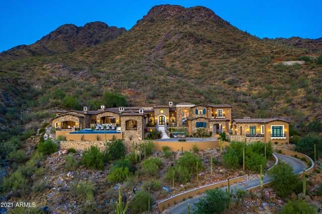 11200 E Canyon Cross Way, Scottsdale, AZ 85255 (MLS #6237243) :: Executive Realty Advisors