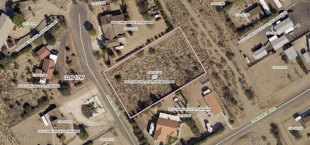 5024 Camelback Place, Kingman, AZ 86409 (MLS #6237245) :: TIBBS Realty