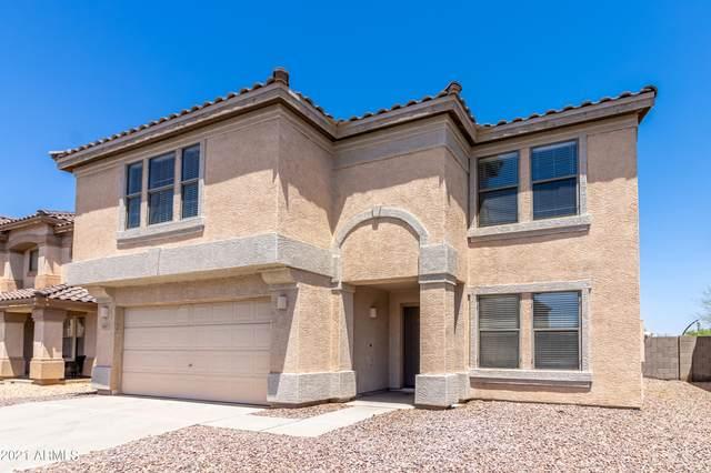 606 W Racine Loop, Casa Grande, AZ 85122 (MLS #6237264) :: Arizona Home Group