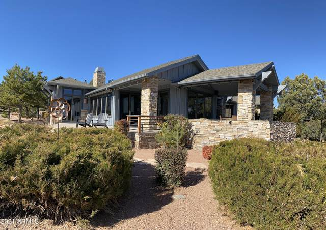 802 N Grapevine Drive, Payson, AZ 85541 (MLS #6237265) :: West Desert Group | HomeSmart