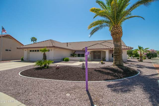 21610 N 149TH Drive, Sun City West, AZ 85375 (MLS #6237273) :: Zolin Group