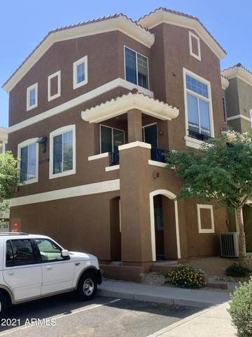 22125 N 29th Avenue #107, Phoenix, AZ 85027 (MLS #6237280) :: The Newman Team