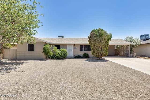 553 W 8TH Avenue, Mesa, AZ 85210 (MLS #6237299) :: Yost Realty Group at RE/MAX Casa Grande