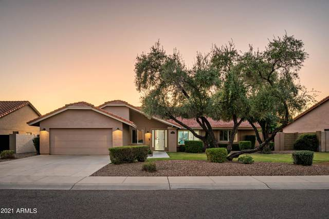 17044 N 57TH Street, Scottsdale, AZ 85254 (MLS #6237300) :: The Laughton Team