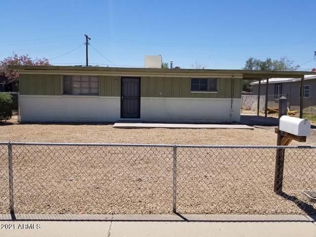 2301 E Lynne Lane, Phoenix, AZ 85042 (MLS #6237304) :: The Newman Team