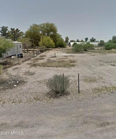 421 E Lincoln Avenue, Coolidge, AZ 85128 (MLS #6237329) :: Midland Real Estate Alliance