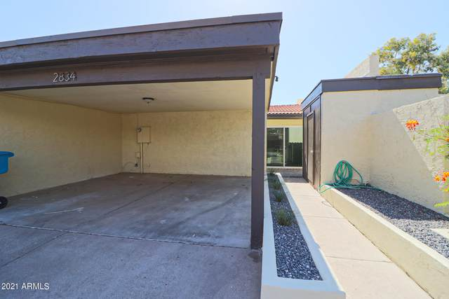 2834 N 49TH Place, Phoenix, AZ 85008 (MLS #6237335) :: Power Realty Group Model Home Center