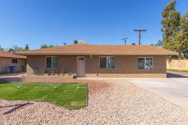 3848 N 23RD Avenue, Phoenix, AZ 85015 (MLS #6237343) :: Zolin Group