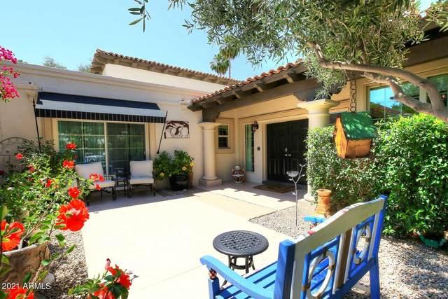 6701 N Scottsdale Road #36, Scottsdale, AZ 85250 (MLS #6237348) :: The Newman Team