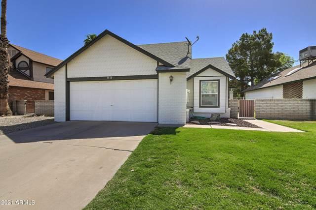 1849 S Williams, Mesa, AZ 85204 (MLS #6237364) :: Arizona Home Group