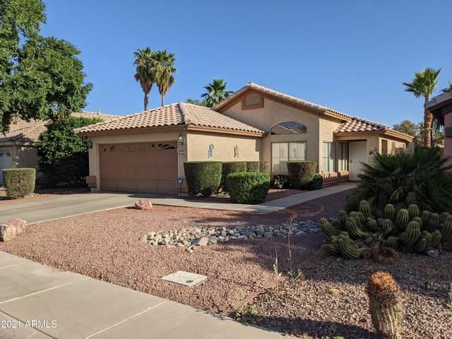 1698 E Tremaine Avenue, Gilbert, AZ 85234 (MLS #6237402) :: Zolin Group