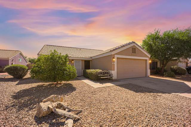 1705 S Pinto Drive, Apache Junction, AZ 85120 (MLS #6237408) :: Arizona Home Group