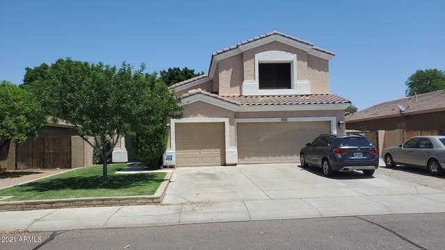 8204 W Joedad Terrace, Peoria, AZ 85382 (MLS #6237409) :: The Laughton Team