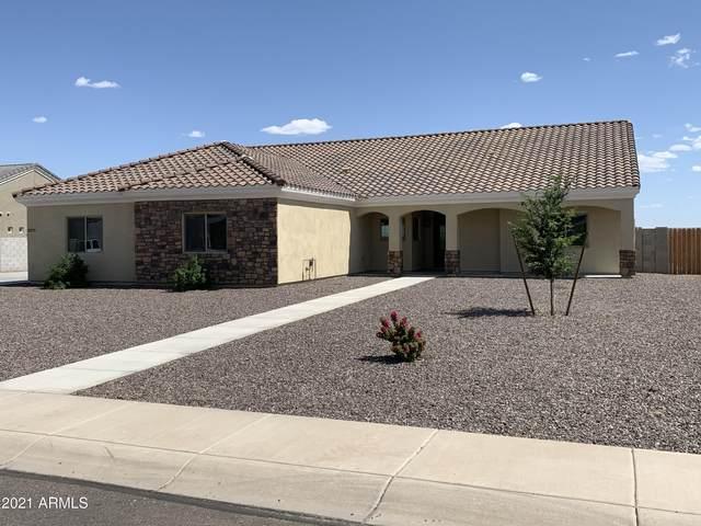 10271 W Ironwood Drive, Casa Grande, AZ 85194 (MLS #6237414) :: The Newman Team