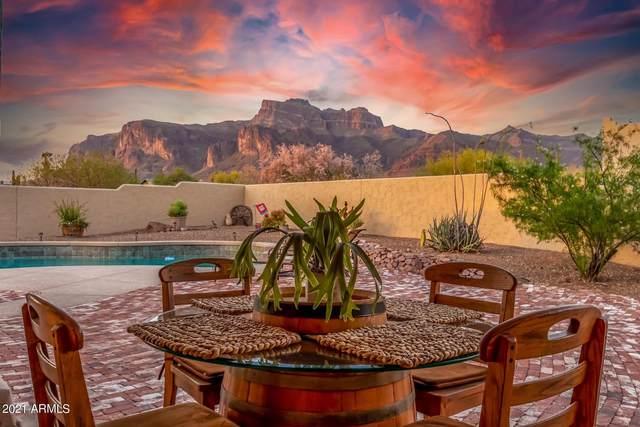 5913 E 10TH Avenue, Apache Junction, AZ 85119 (MLS #6237418) :: Power Realty Group Model Home Center