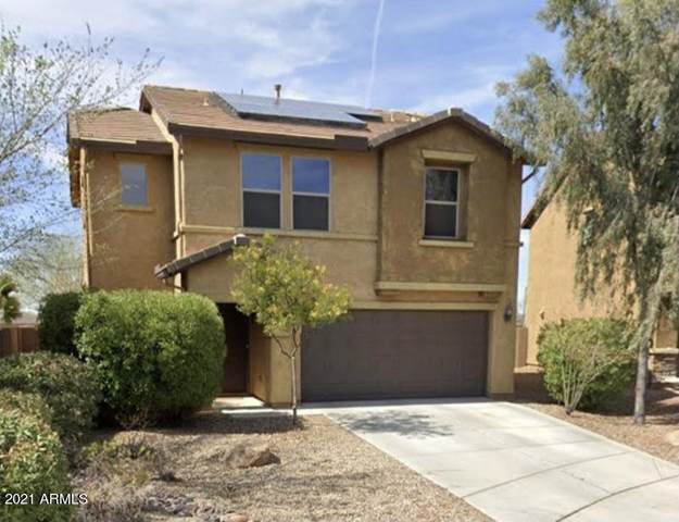 2684 N Palo Verde Drive, Florence, AZ 85132 (MLS #6237421) :: Arizona Home Group