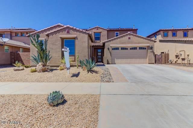 15930 W Cortez Street, Surprise, AZ 85379 (MLS #6237429) :: The Riddle Group