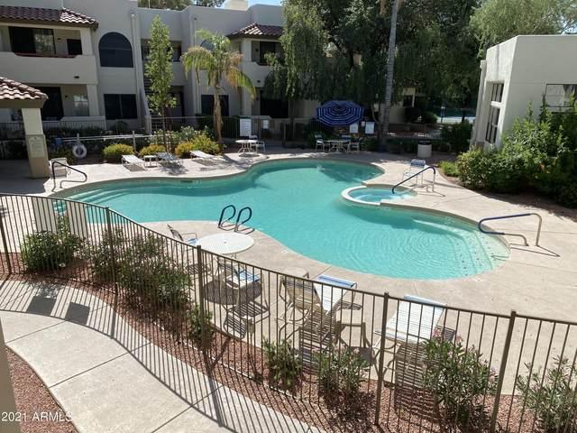 750 E Northern Avenue #1121, Phoenix, AZ 85020 (MLS #6237438) :: Long Realty West Valley