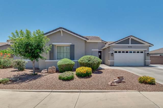 19095 E Canary Way, Queen Creek, AZ 85142 (MLS #6237445) :: Yost Realty Group at RE/MAX Casa Grande
