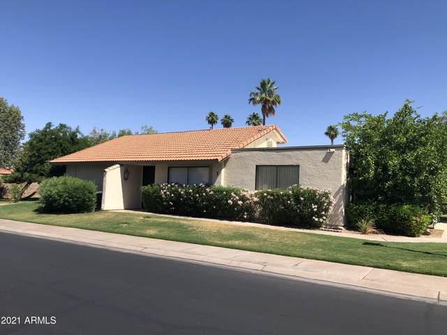 1 Leisure World, Mesa, AZ 85206 (#6237456) :: Luxury Group - Realty Executives Arizona Properties