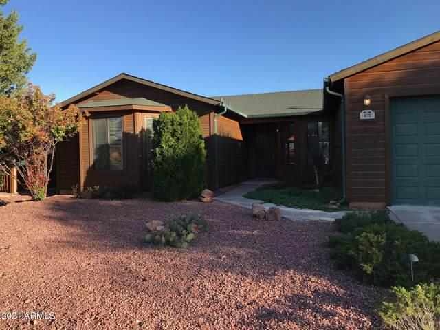 409 W Christopher Point, Payson, AZ 85541 (MLS #6237457) :: Arizona 1 Real Estate Team