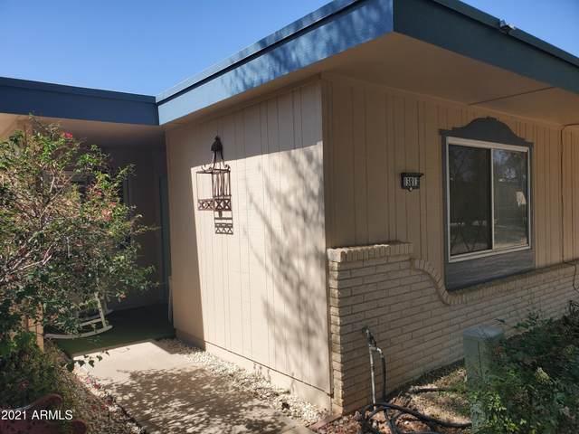 13813 N 109TH Avenue N, Sun City, AZ 85351 (#6237485) :: The Josh Berkley Team