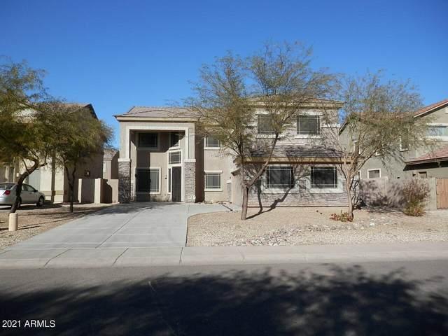 6814 W Nancy Lane, Laveen, AZ 85339 (MLS #6237507) :: neXGen Real Estate