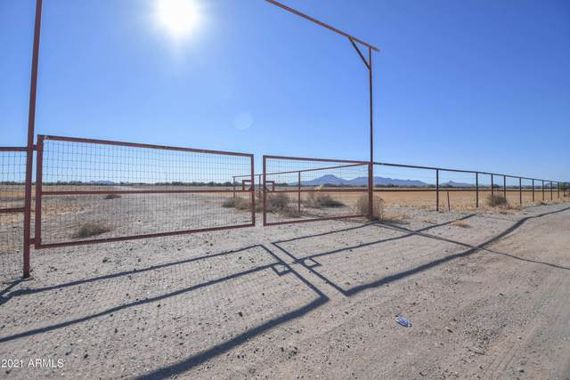 0 Selma Highway, Stanfield, AZ 85172 (MLS #6237517) :: Zolin Group