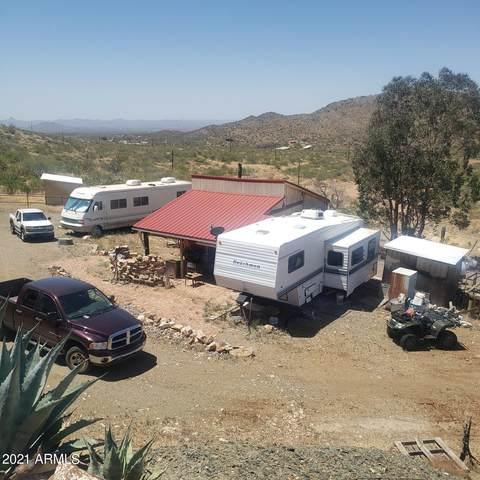 25795 S Old Stage Road, Congress, AZ 85332 (MLS #6237520) :: Dave Fernandez Team | HomeSmart