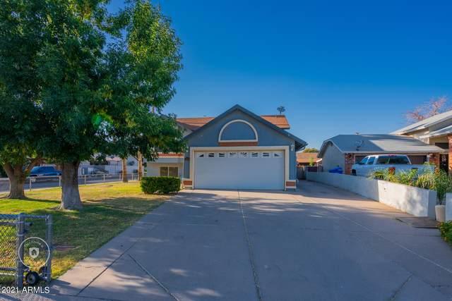 8838 W Encanto Boulevard, Phoenix, AZ 85037 (MLS #6237528) :: Zolin Group