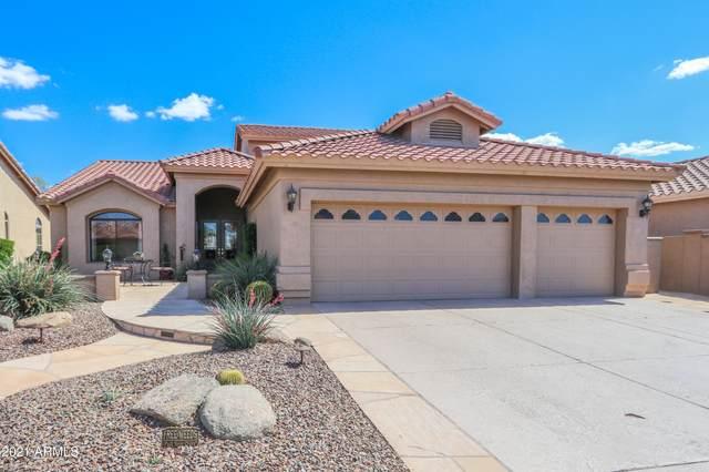 10121 E Copper Drive, Sun Lakes, AZ 85248 (MLS #6237531) :: Zolin Group