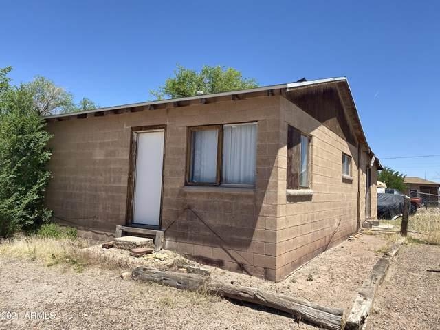 502 N 2nd Street, Holbrook, AZ 86025 (MLS #6237537) :: Yost Realty Group at RE/MAX Casa Grande