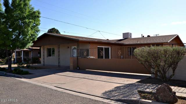 526 Carmelita Avenue, Douglas, AZ 85607 (MLS #6237578) :: Power Realty Group Model Home Center