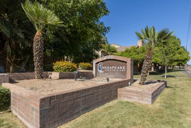 200 E Southern Avenue #136, Tempe, AZ 85282 (MLS #6237580) :: Zolin Group