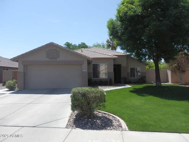 1911 E Ross Drive, Chandler, AZ 85225 (MLS #6237593) :: Zolin Group
