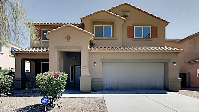 24805 W Vista Norte Street, Buckeye, AZ 85326 (#6237598) :: AZ Power Team