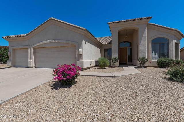 15020 E Palomino Boulevard, Fountain Hills, AZ 85268 (MLS #6237599) :: Power Realty Group Model Home Center