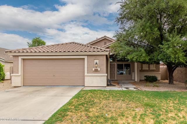 6063 S Danielson Way, Chandler, AZ 85249 (MLS #6237613) :: Yost Realty Group at RE/MAX Casa Grande