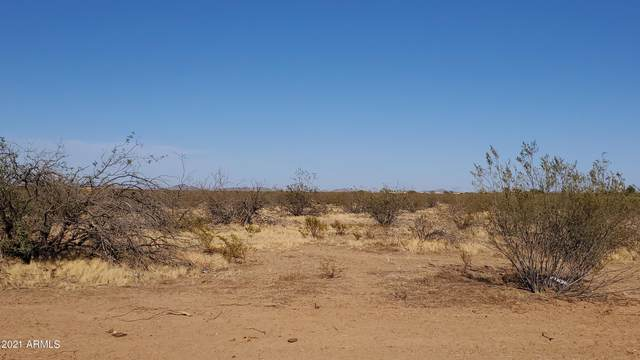 52329 N Forepaugh Peak, Lot A Road, Wickenburg, AZ 85390 (MLS #6237616) :: Zolin Group