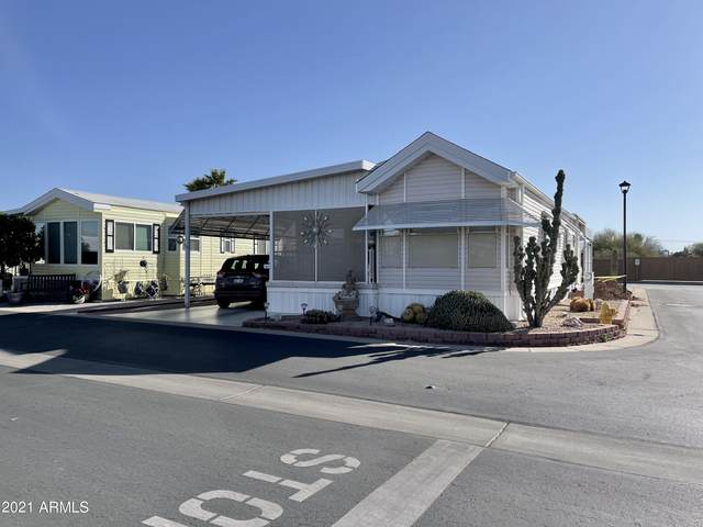 7750 E Broadway Road #339, Mesa, AZ 85208 (MLS #6237619) :: Zolin Group