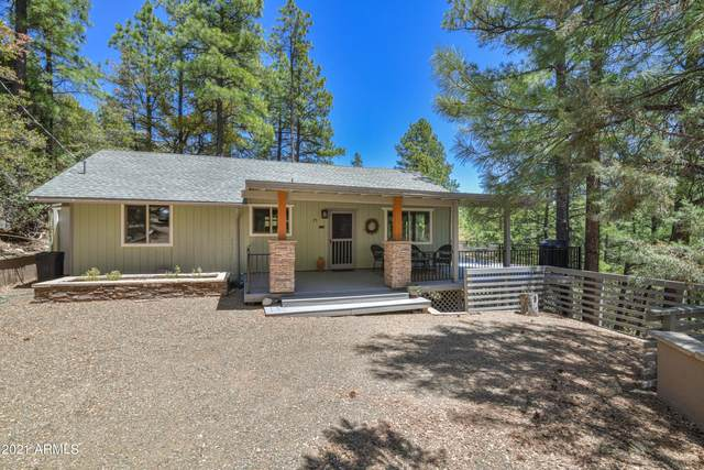 5589 S Mark Twain Lane Lane, Prescott, AZ 86303 (MLS #6237641) :: Zolin Group