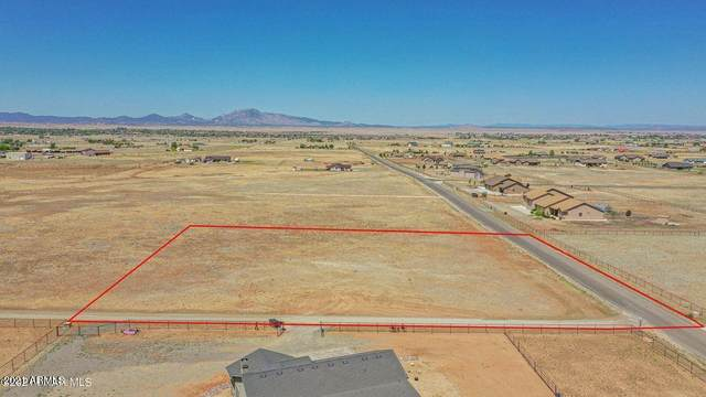 0000 Open Prairie Lane - Lot 1, Prescott Valley, AZ 86315 (MLS #6237648) :: Zolin Group
